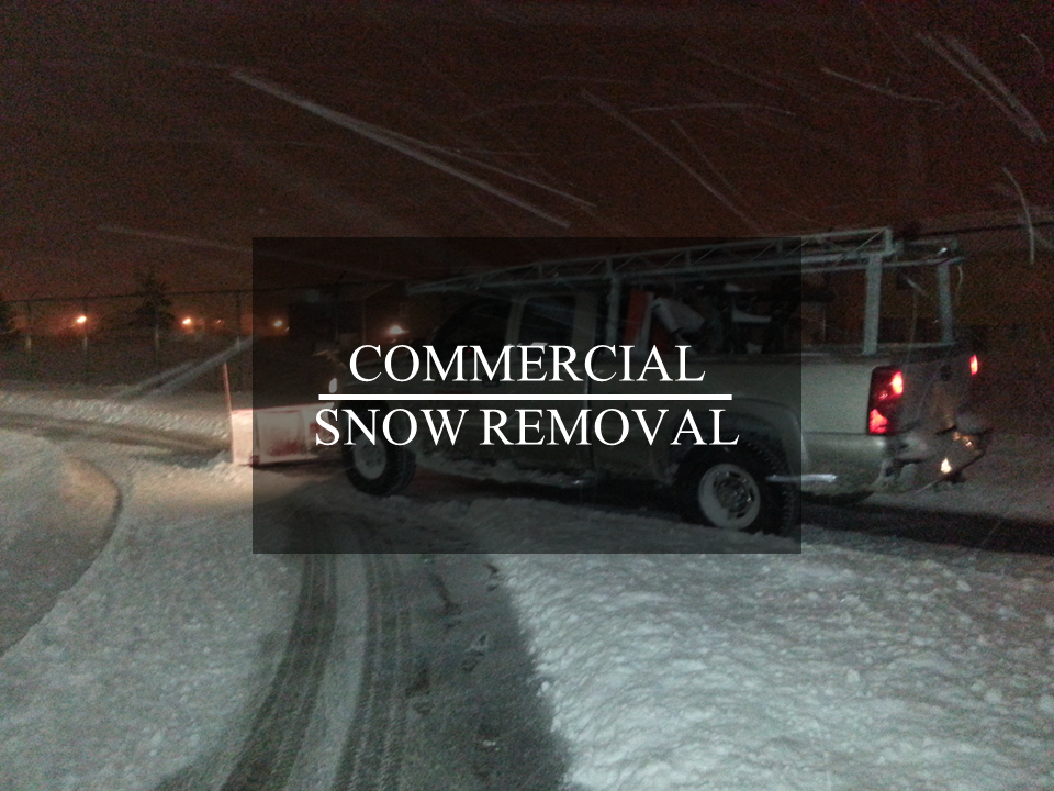 COMMERCIAL SNOW REMOVAL 4