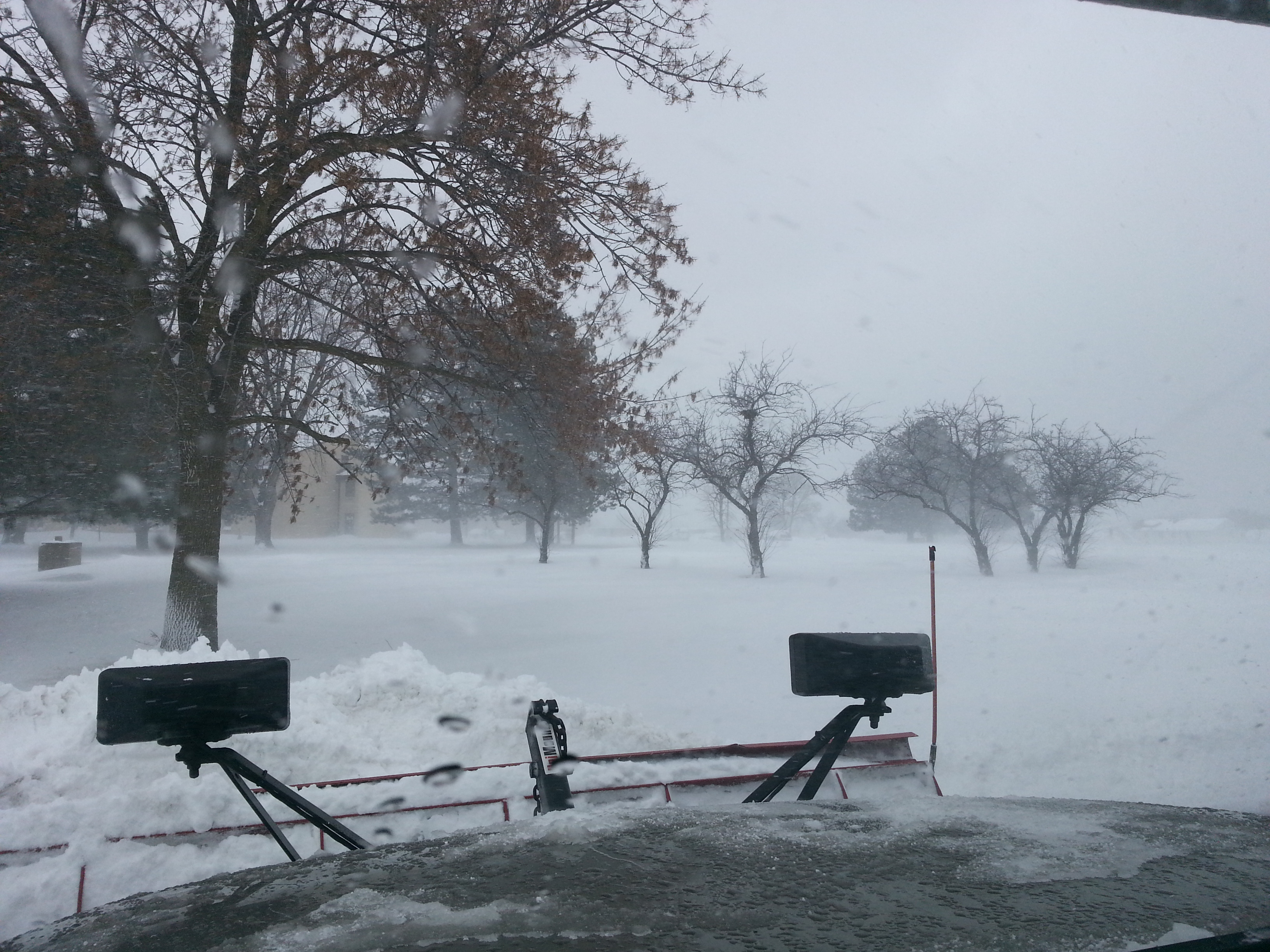 DoD - Fort Sheridan Snow Removal